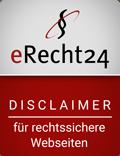 Disclaimer für rechtssichere Webseiten