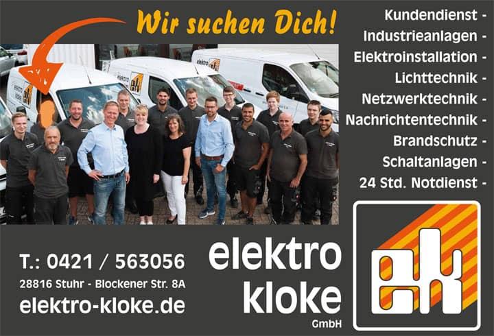 Team Elektro Kloke GmbH Stuhr